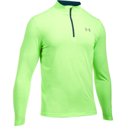 Maillot Under Armour Threadborne Streaker (fermeture zippée 1/4)