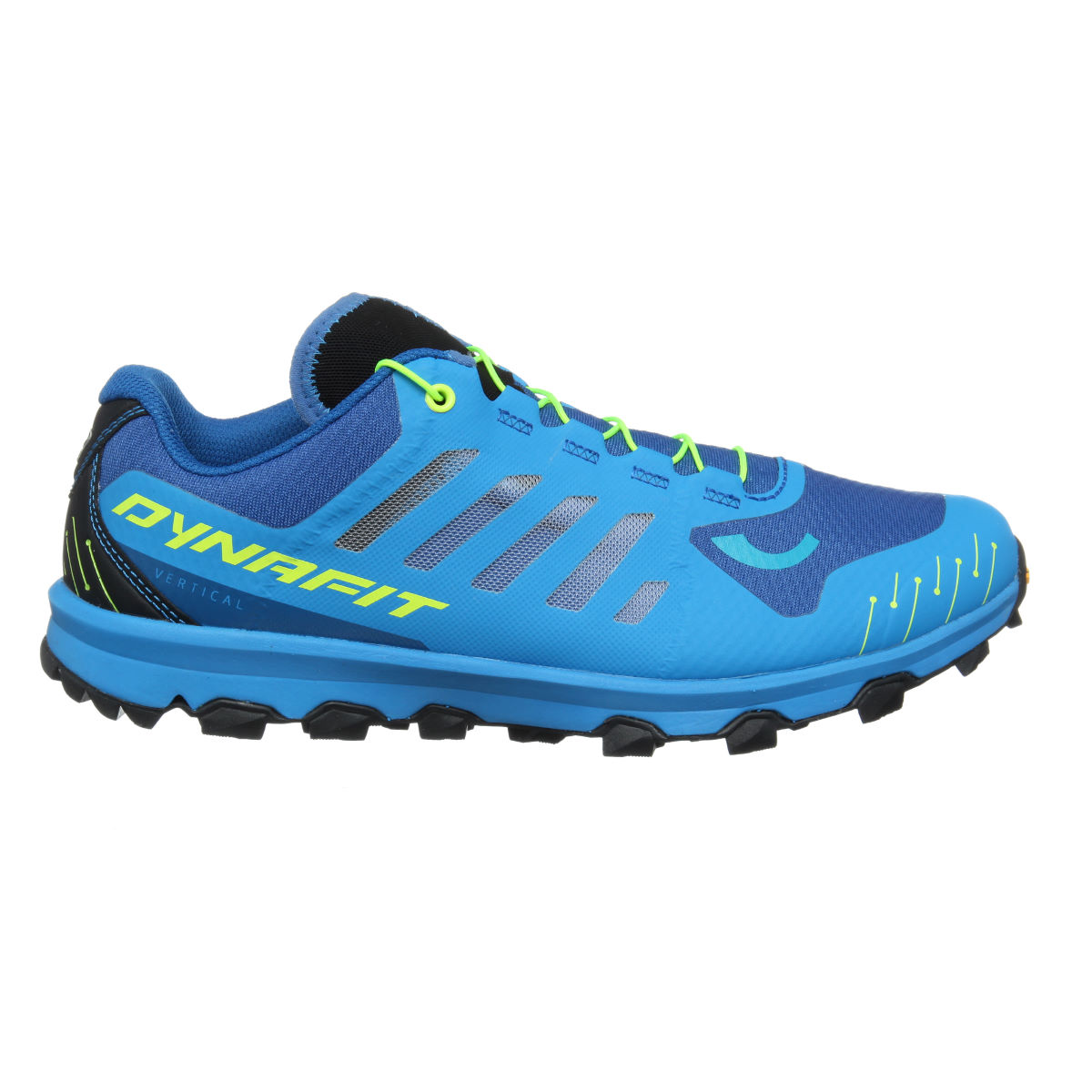 Chaussures Dynafit Feline Vertical - 7,5 UK Blue/Yellow
