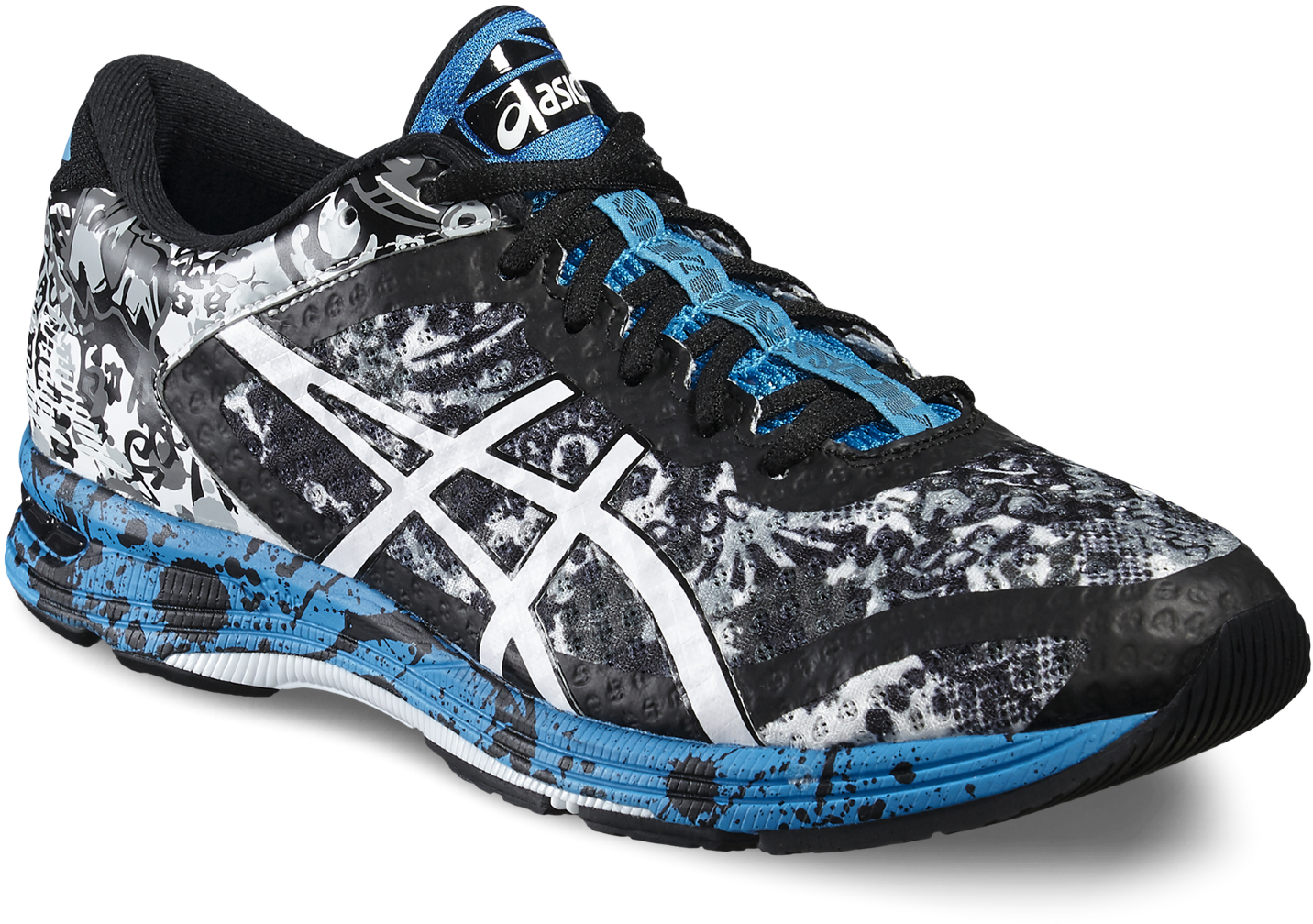 womens asics gel noosa tri 7 black silver; Asics Gel-Noosa Tri 11 Shoes  (AW16)