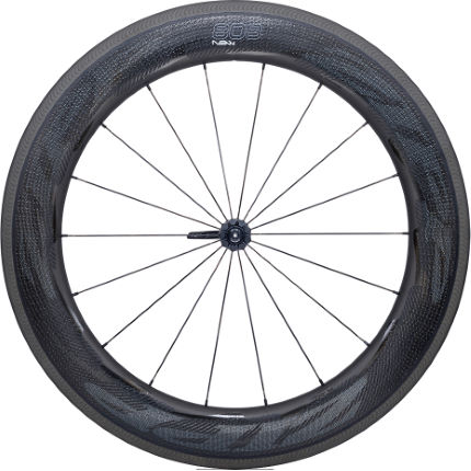 Zipp 808 NSW Full Carbon Clincher Front Wheel