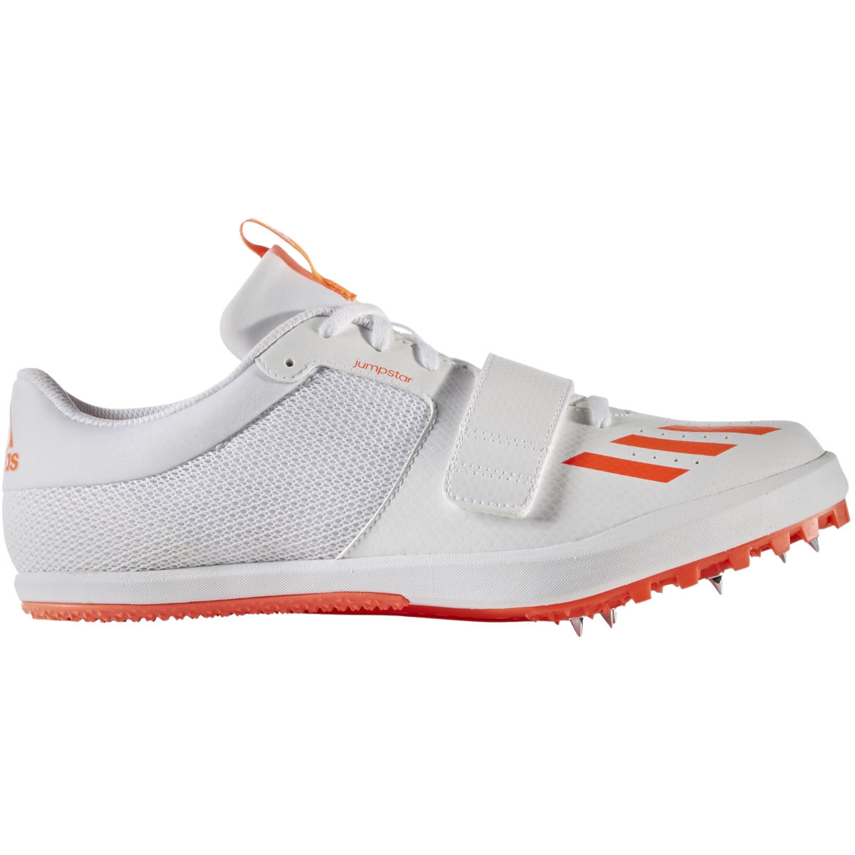 Chaussures adidas Jumpstar - 13,5 UK Blanc/Rouge