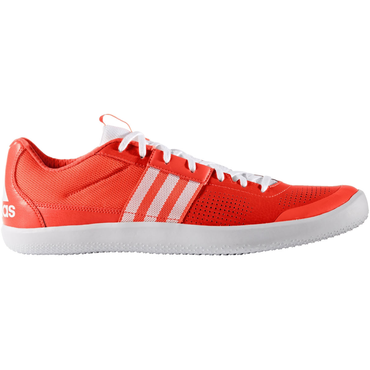 Chaussures adidas Throwstar - 7,5 UK Rouge/Blanc