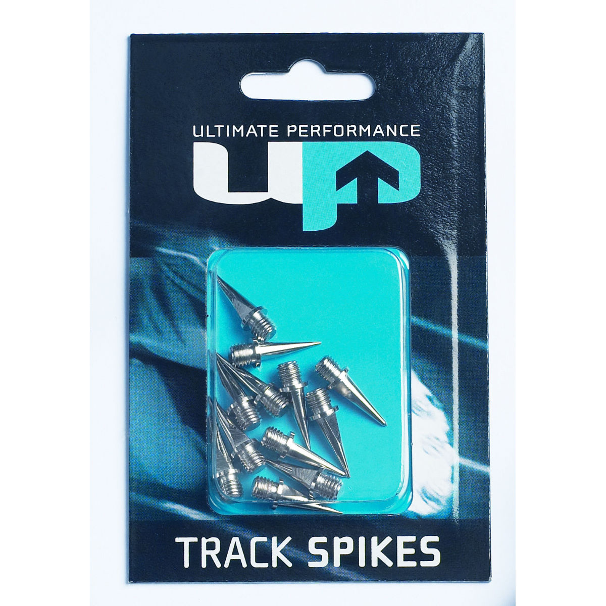Pointes de piste Ultimate Performance - 12mm Argenté