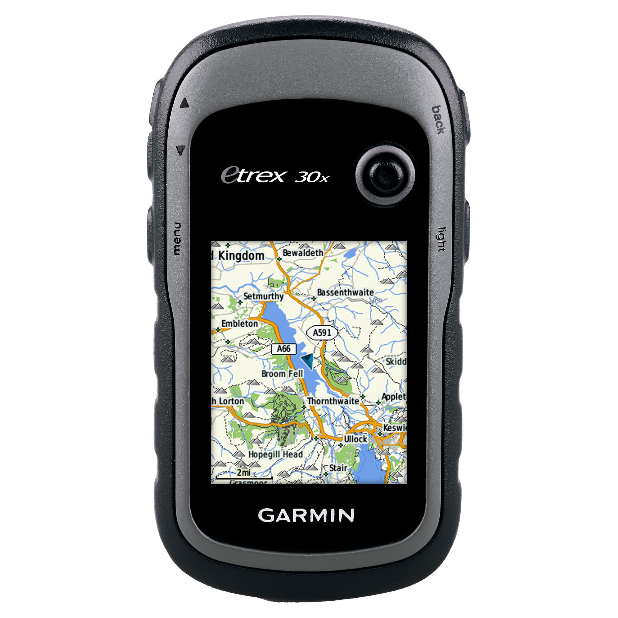 Garmin Etrex X Gps With Western Europe Maps