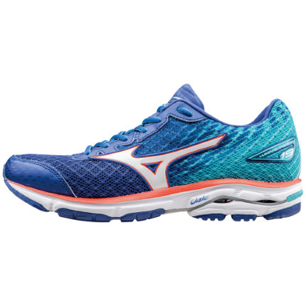 Mizuno Women's Wave Rider 19 Shoes  (AW16)