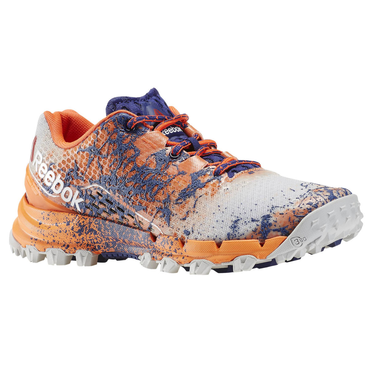 Reebok Women's All Terrain Thrill Shoes (SS16) - UK 8 Peach