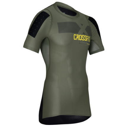 Reebok CrossFit PWR6 Compression Tee (SS16)