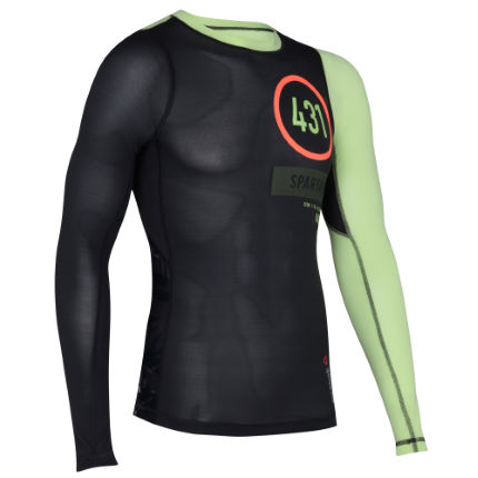 Reebok Spartan Pro Long Sleeve Compression Shirt (SS16)