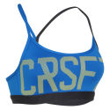 Reebok Womens CrossFit Skinny Bra Graphic (SS16)