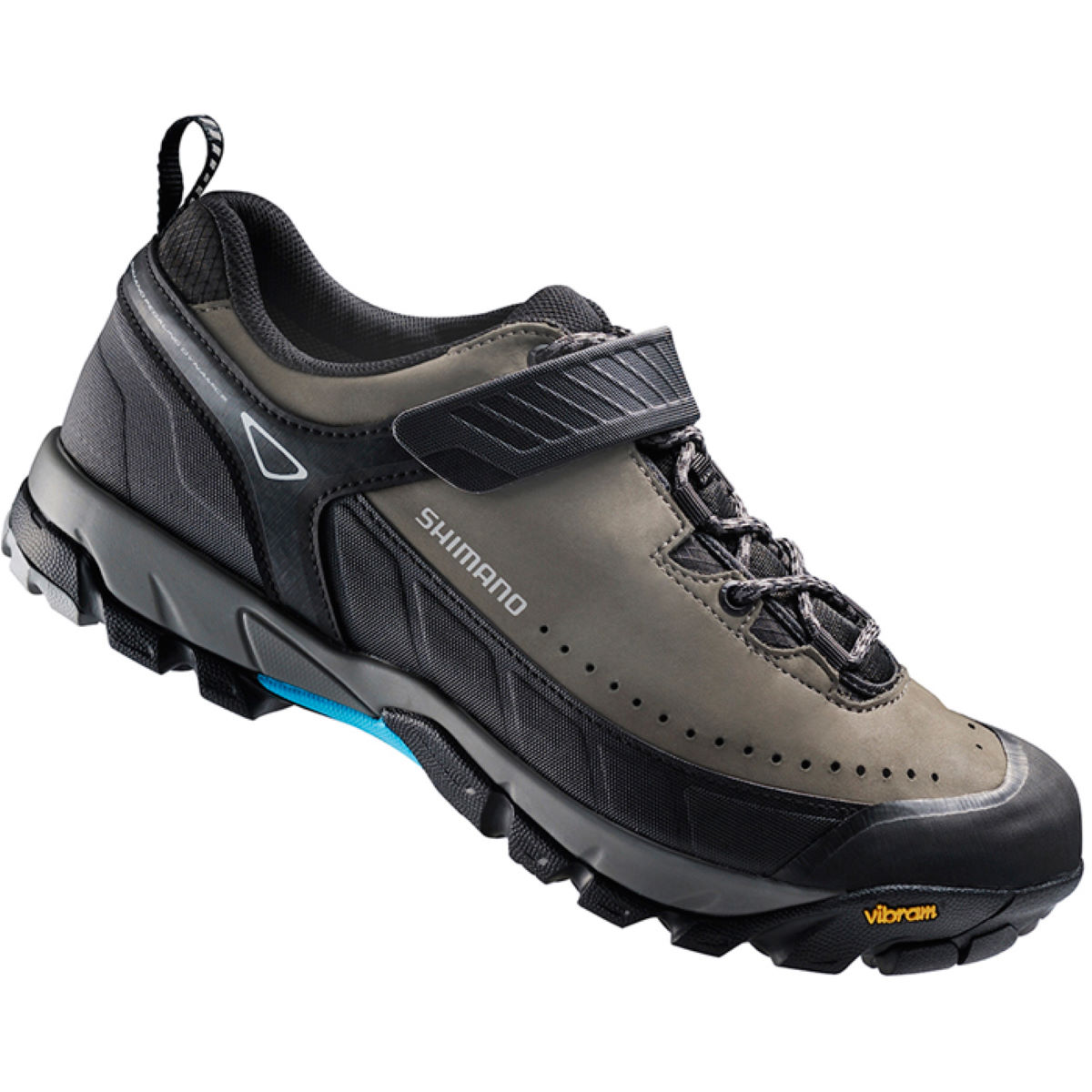 Chaussures Shimano XM7 SPD - 45 Gris Chaussures VTT