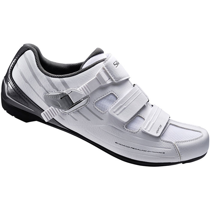 Shimano Rp Spd Sl Road Shoes Wide Fit Black
