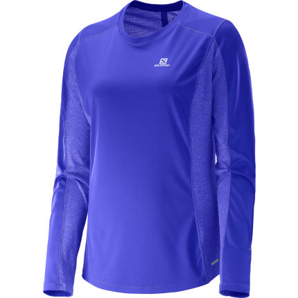 Salomon Women's Agile Long Sleeve Tee (AW16)