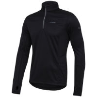 dhb Long Sleeve Quarter Zipper Run Top