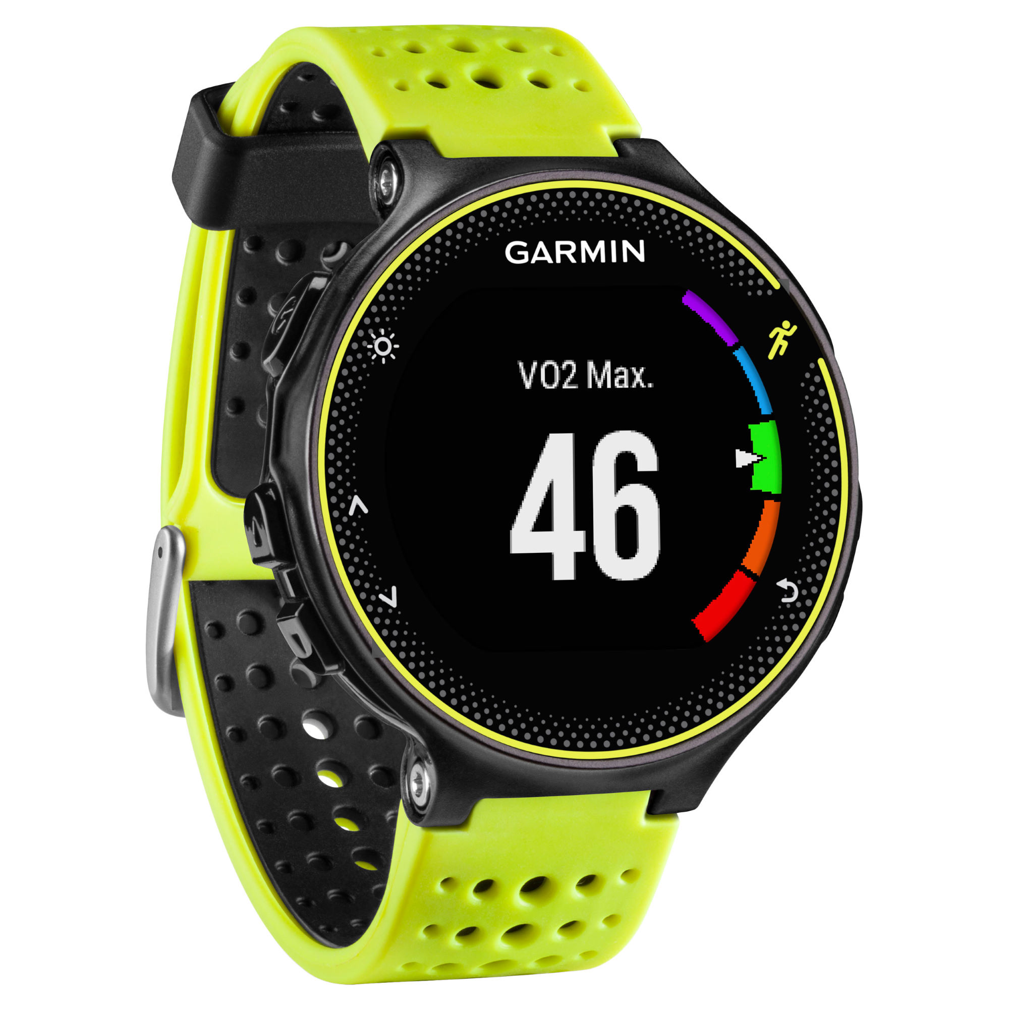 garmin forerunner 230 gps uhr mit herzfrequenzmesser gps. Black Bedroom Furniture Sets. Home Design Ideas