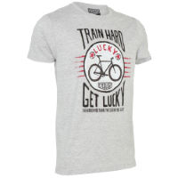 T-Shirt Cycology Train Hard Get Lucky