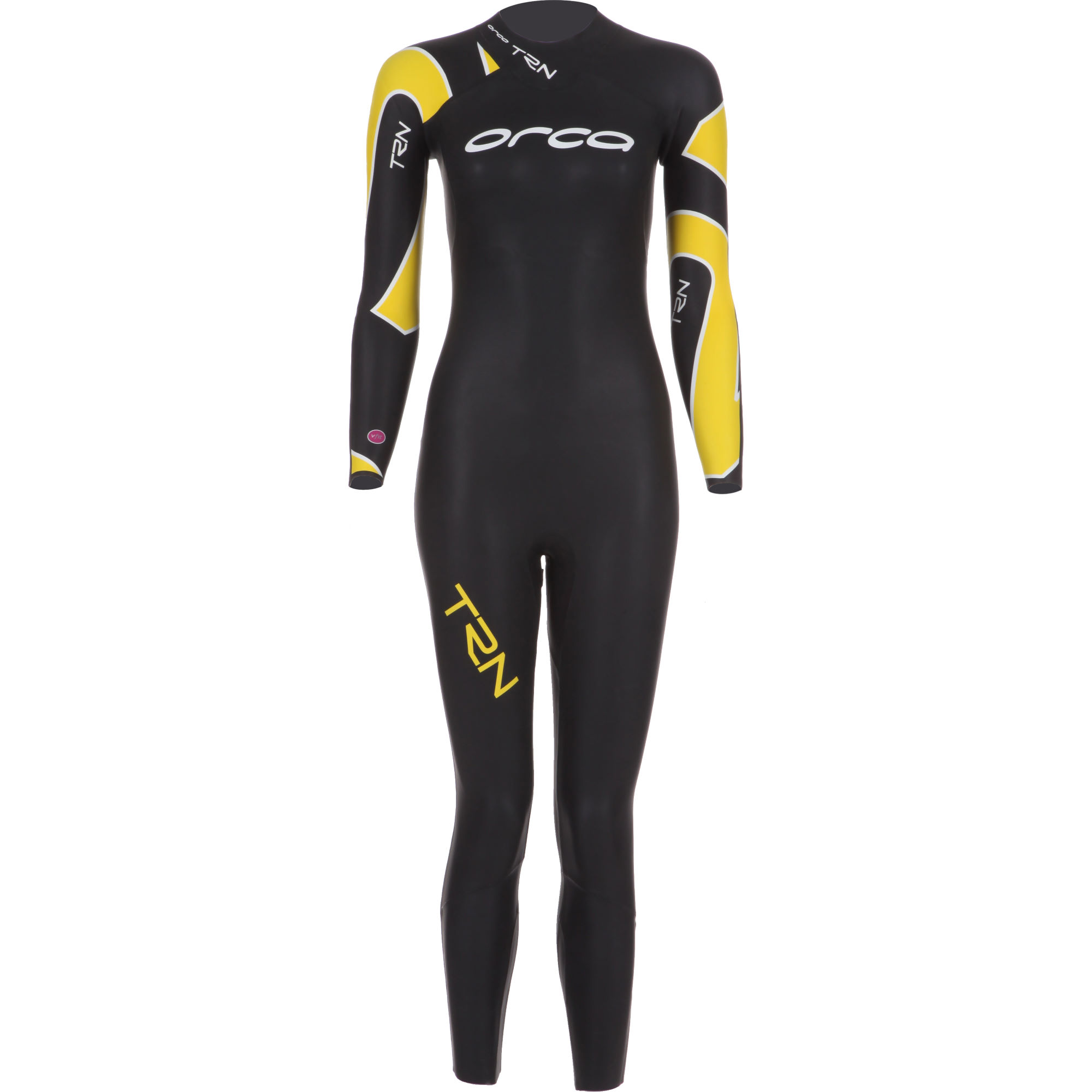combinaisons de triathlon orca women 39 s trn wetsuit wiggle exclusive yellow wiggle france. Black Bedroom Furniture Sets. Home Design Ideas