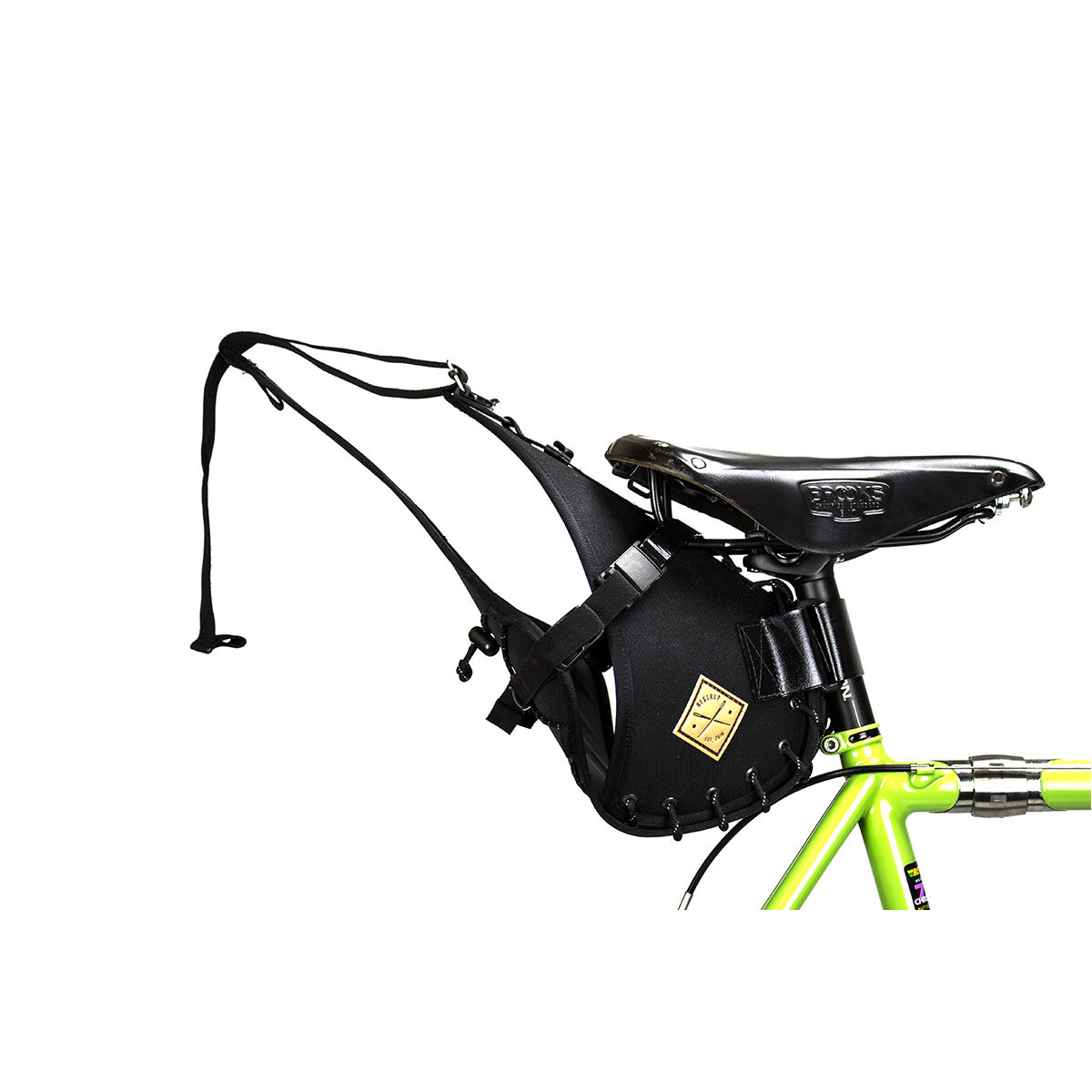 Restrap Seat Pack   Saddle Bags