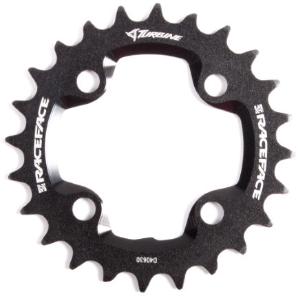 Race Face Turbine Chainring (11 Speed 24 Tooth)