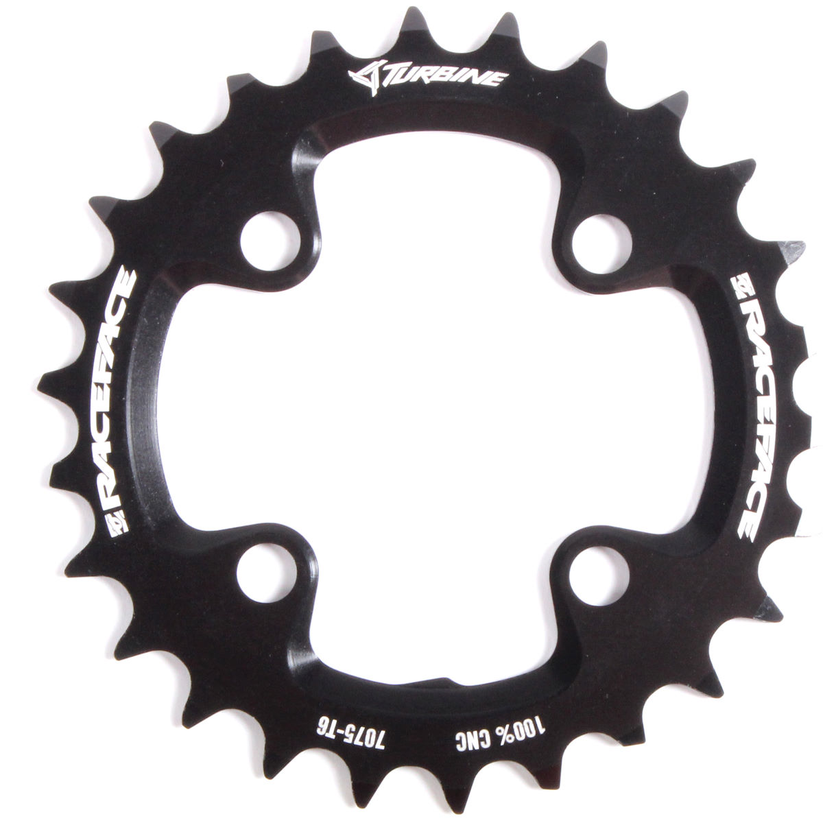 Plateau Race Face Turbine (11 vitesses, 26 dents) - 26 Tooth, 4-Arm