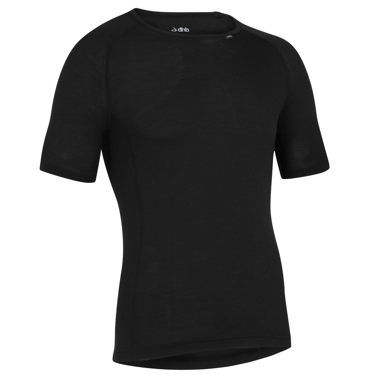 dhb Lightweight Merino Short Sleeve Baselayer (M_120)   Base Layers