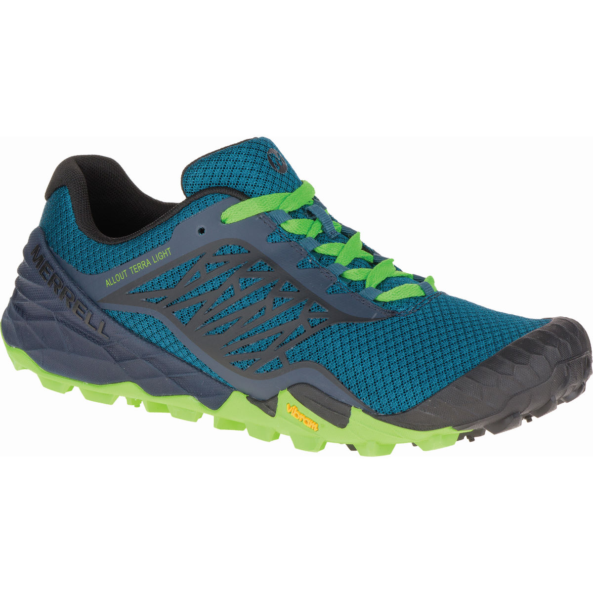 Merrell All Out Terra Light Shoes (SS16) - UK 11 Bright Blue