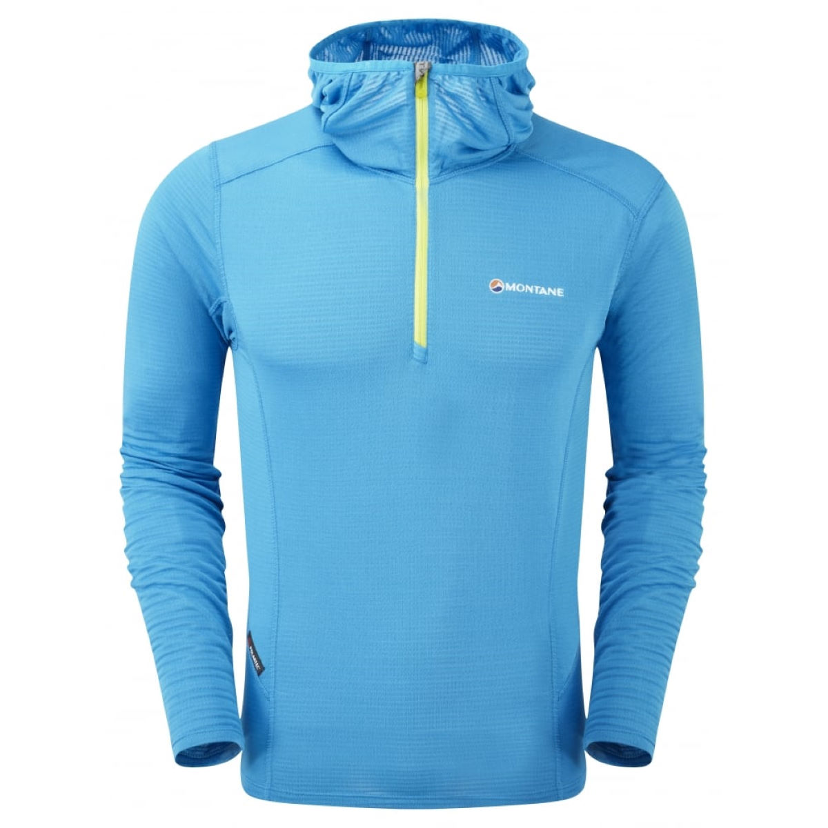 Montane Allez Micro Hoodie (AW16) - Extra Large Blue Spark