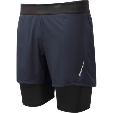 Montane - Trail 2Sk Shorts 2in1 (F/S 16)