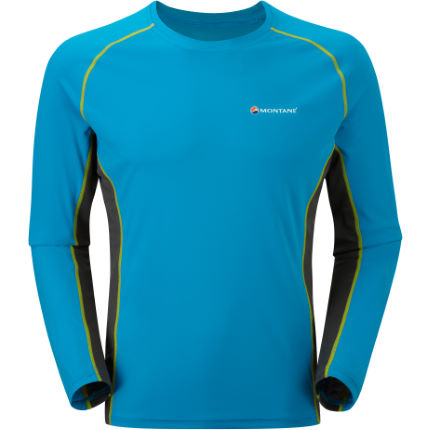 Maillot Montane Sonic (manches longues, PE16)