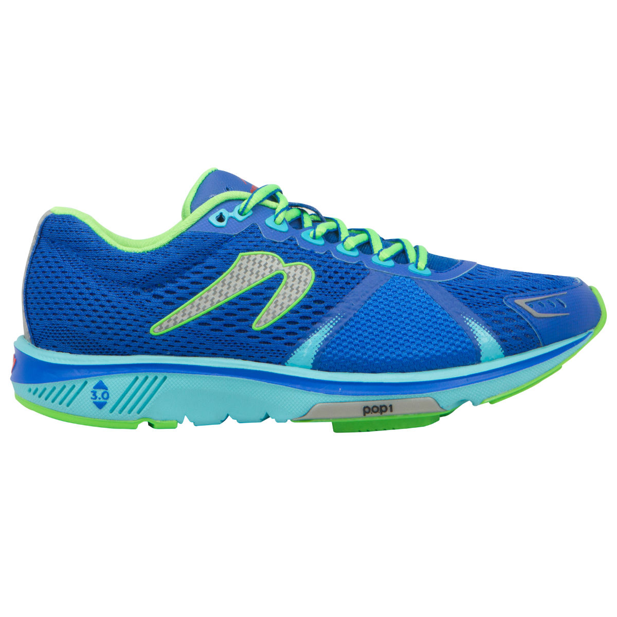 Newton Running Shoes Women's Gravity V (SS16) - UK 7.5 Blue