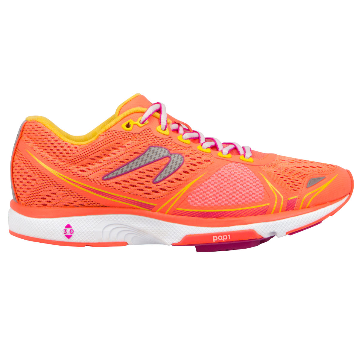 Newton Running Shoes Women's Motion V (SS16) - UK 8.5 Coral