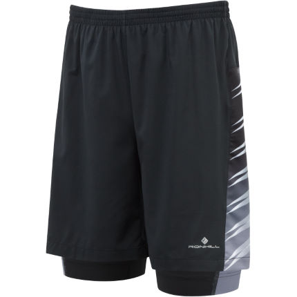 Ronhill Advance Twin Shorts (HV16, 7 tum) - Herr