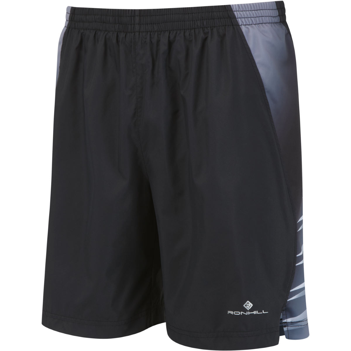 """""""Ronhill Advance 7"""""""" Short (SS16) - Extra Large All Black"""""""