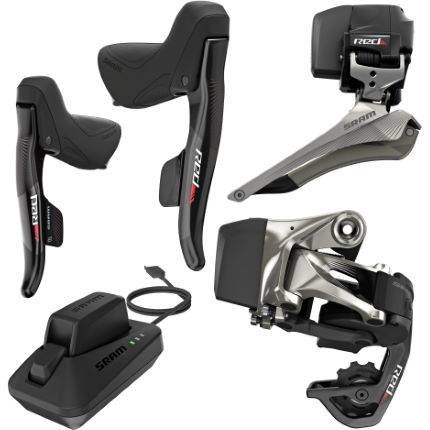 SRAM Red eTap 11 Speed Groupset
