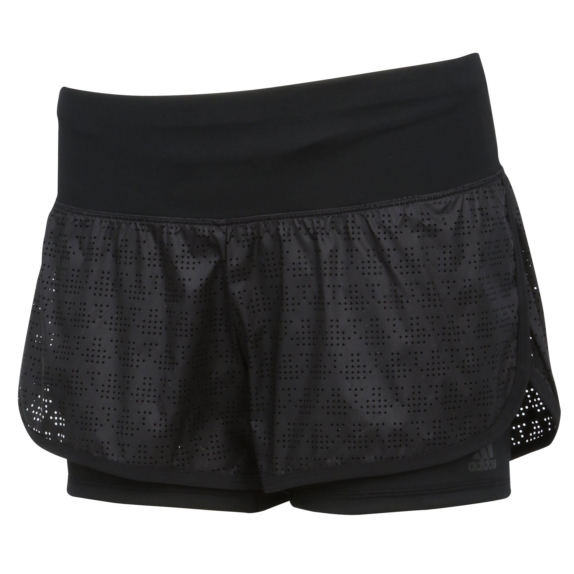 shorts de running adidas women 39 s gym 2in1 short ss16 wiggle france. Black Bedroom Furniture Sets. Home Design Ideas