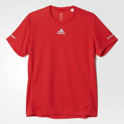 Camiseta de running Adidas Sequencials Climalite (OI16)