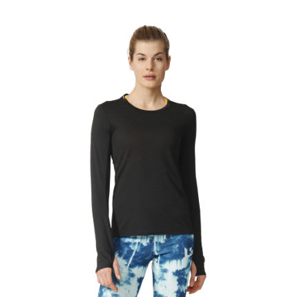 Adidas Women's Supernova Long Sleeve Tee (AW16)