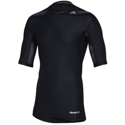 Maillot Adidas Techfit Power (manches courtes, PE16)