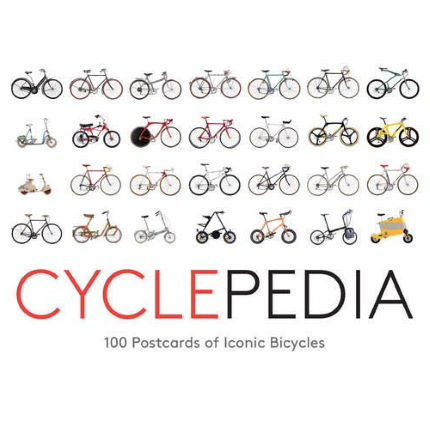 Cordee Cyclepedia - 100 Postcards of Iconic Bikes
