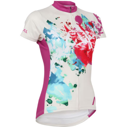 Primal Women's Impression Short Sleeve Jersey