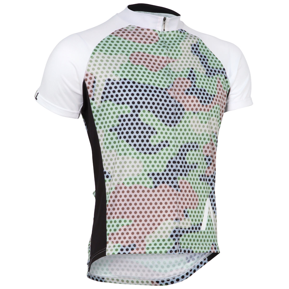 Maillot Primal Meshed Up (manches courtes) - S Vert olive Maillots vélo à manches courtes