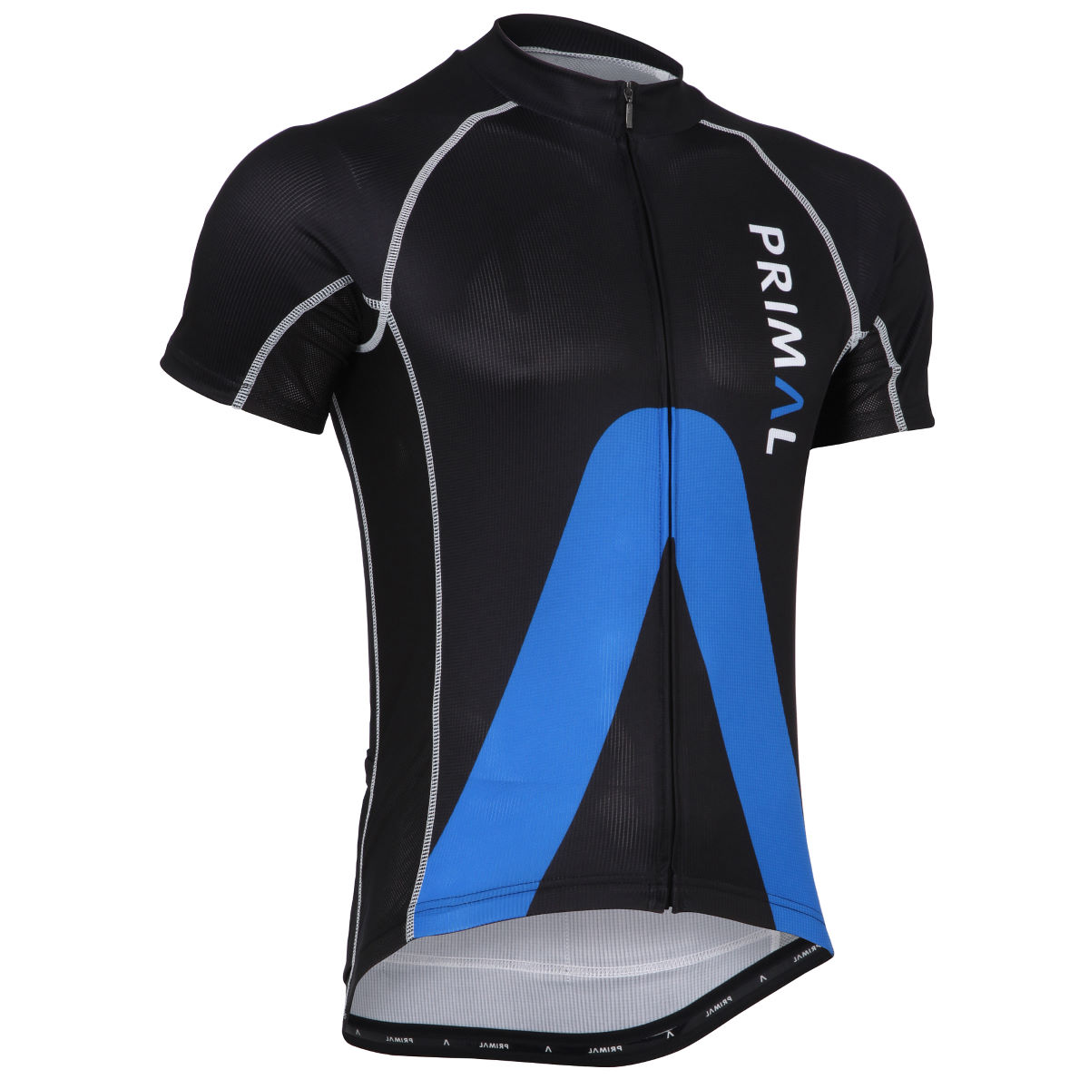 Maillot Primal Aro Evo (manches courtes) - Small Noir/Bleu Maillots