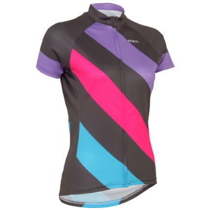 Primal Women's Exclusive Bold Short Sleeve Jersey