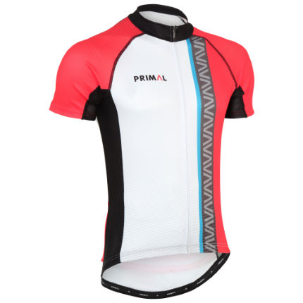 Primal Exclusive Frequency Evo Short Sleeve Jersey