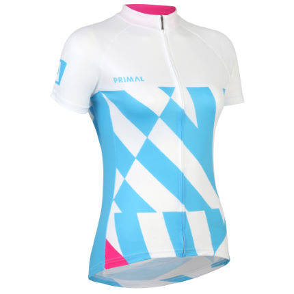 Primal Women's Exclusive Fray Short Sleeve Jersey