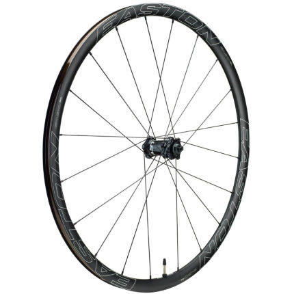 Rueda delantera carretera Easton EA90 SL tubeless (frenos disco)