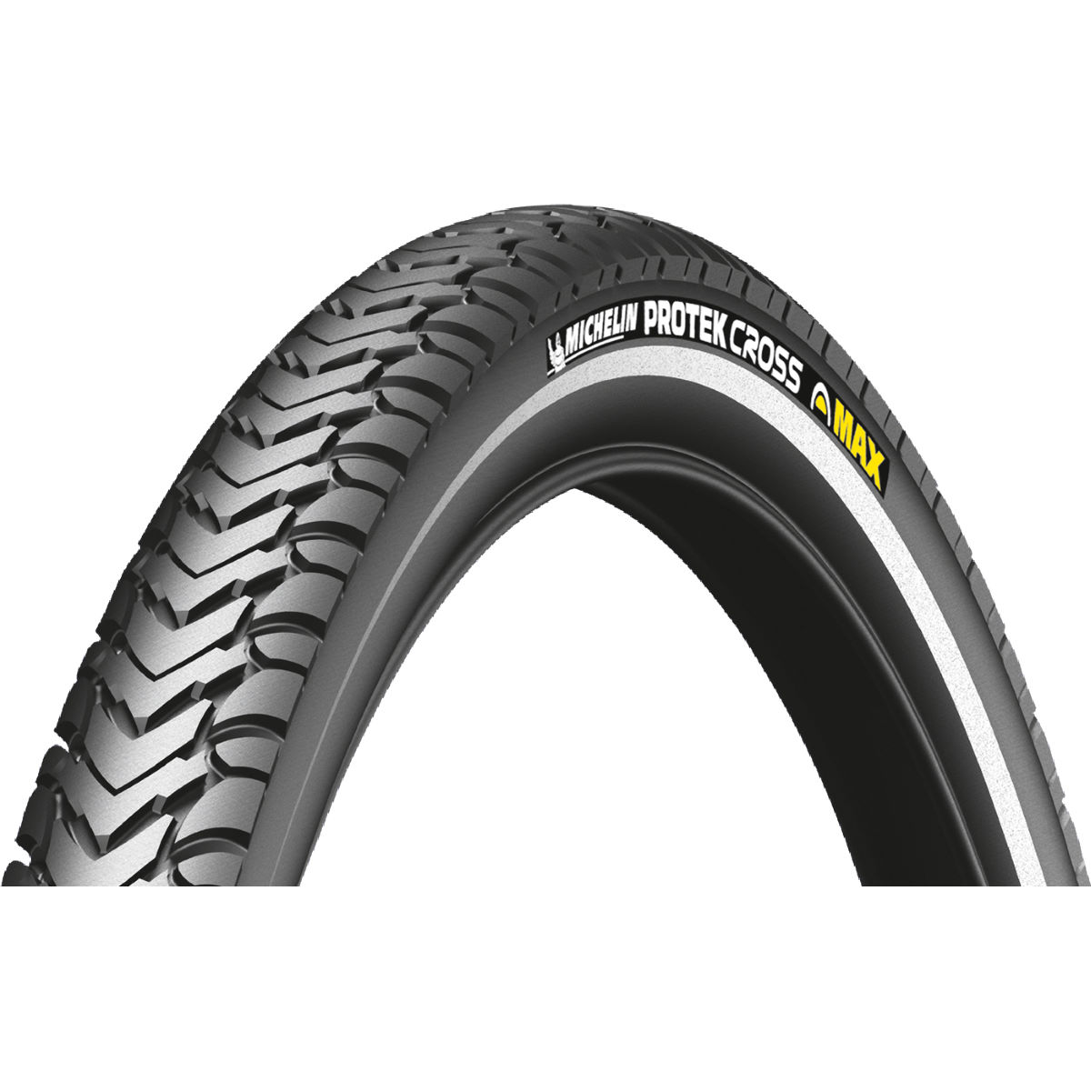 Pneu cyclotourisme Michelin ProTek Cross Max - 700 x 35c Reflective