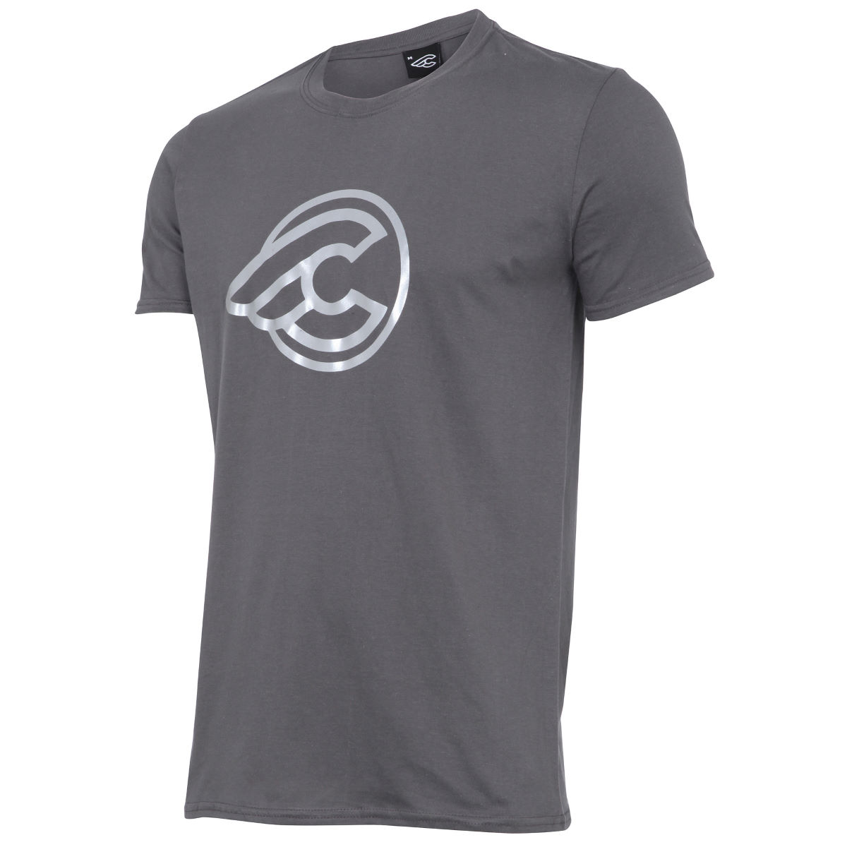 T-shirt Cinelli Winged Reflective - S Gris T-shirts
