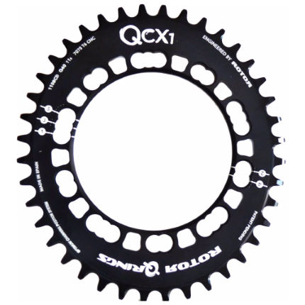 Rotor QCX1 Cyclocross Chainring