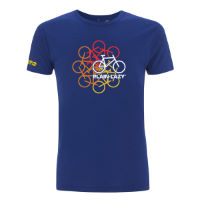 Plain Lazy Cycle of Life Bamboo T-Shirt
