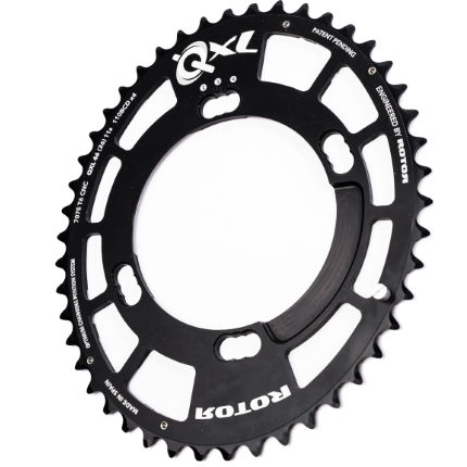 Rotor QXL Chainring (Outer 46 Tooth - Shimano)